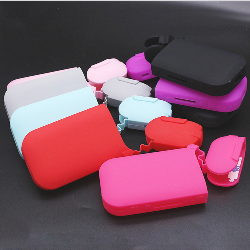 Silicone Case For IQOS 2.4 Plus Silicone Case Sleeve Protective Cover Iqos Case Electronic Cigarette Accessories