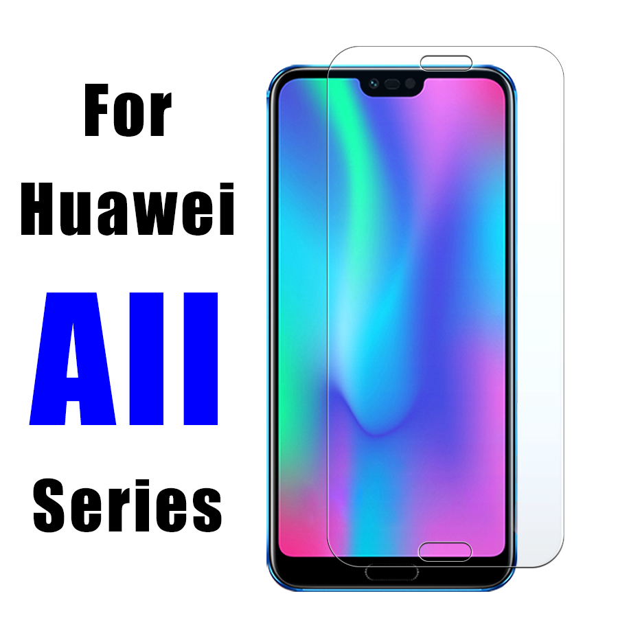 Protective Glass For Huawei P20 Lite P20Pro Screen Protector P10 P9 P8 Plus 2017 9H Tempered Glass For P 20 10 9 8 P20lite Film