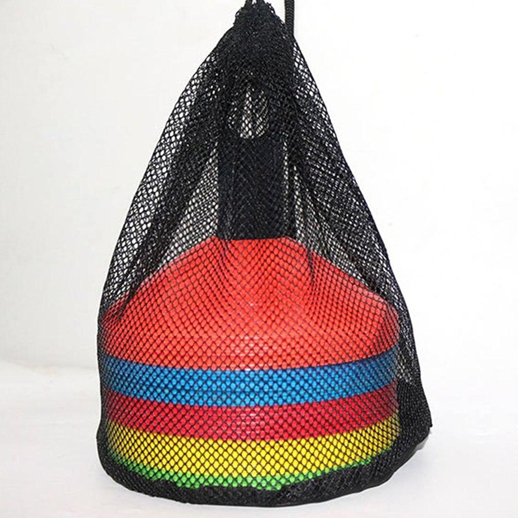 Portable Bag Logo Mesh Bag Volleyball Basketball Football Ball Pocket
