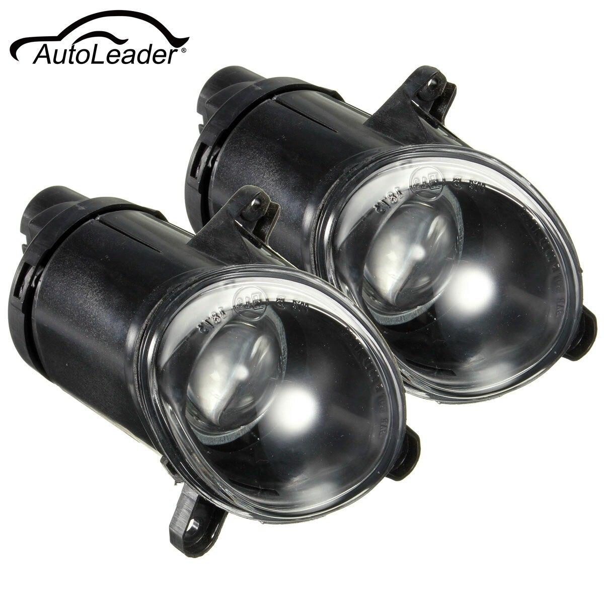 2 pièces voiture avant gauche droite pare-chocs antibrouillard lampe de conduite avec H3 ampoules pour VW Passat 3BG B5 2000 2001 2002 2003 2004 2005