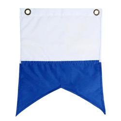 60X72 см Универсальный Большой погружения флаг лодки баннер подводное плавание знак маркер аксессуары для дайвинга синий белый