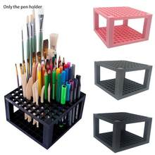Desk Accessories & Organizer Novelty Creative Artistic Decor Metal Pencil Pen Holder Vase Pot Home Office Table Decoration Holiday Birthday Art Gift