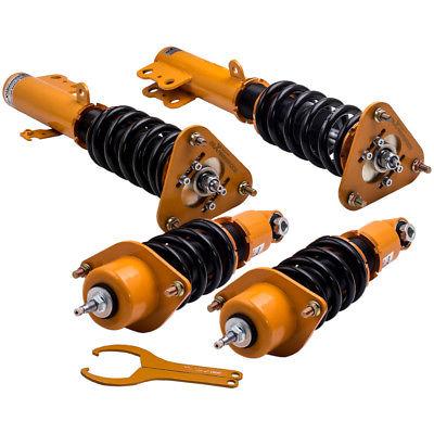 Coilovers Suspension Kit for Scion tC 05-10 Adjustable Damper Shock AbsorbersCoilovers Suspension Kit for Scion tC 05-10 Adjustable Damper Shock Absorbers