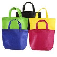 Women Mesh Shopping Bag Reusable String Fruit Storage Handbag Totes Net Woven Shop Grocery Tote
