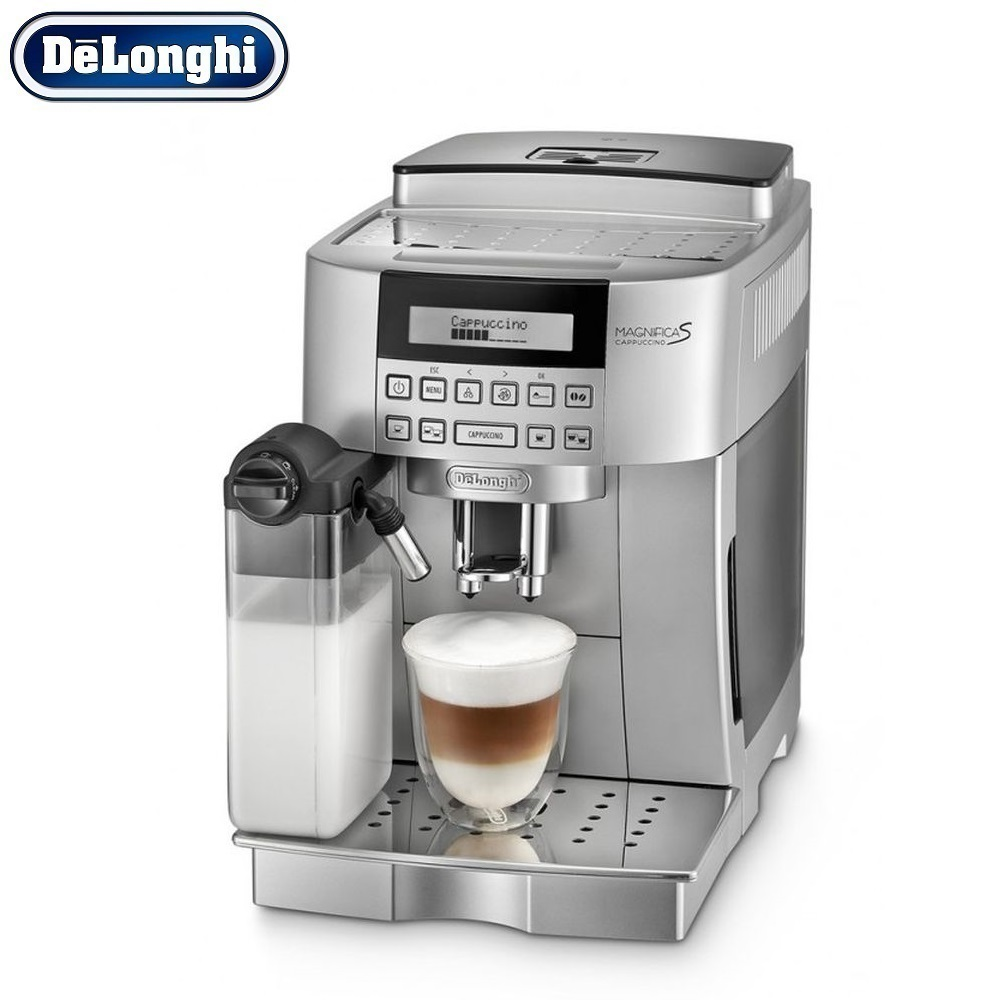 Coffee Machine DeLonghi ECAM 22.360 S kitchen automatic Coffee machines automatic Coffee Maker cappuccino Kapuchinator automat hot sale coffee printer full automatic latte coffee printer with 8 inch tablet pc coffee and food printer inkjet printer selfie