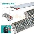 Grátis shiping chihiros a mais série aquarum led planta de iluminação crescer luz tampa ou pendurar fix com brilho remoto