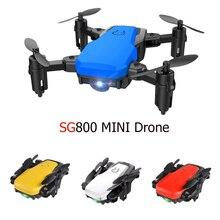 SG800 Drone Same E61 VS E58 XS809HW JJRC X12 High Hold Mode Foldable Arm Wide Angle HD Camera /no cam RC Quadcopter Dron ZLRC