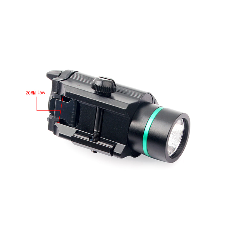 3 mode Red Green Dot Laser Sight Pistol Picatinny Rail Rifle Hunting Optics 200 Lumen Flashlight Combo with Compact Rail Mount in Lasers from Sports Entertainment