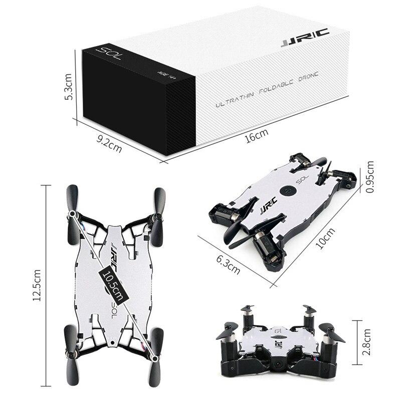 più quadcopter JJR/C Braccio