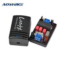 AOSHIKE, 2 шт., автоматический разделитель частоты, профессиональный Высокочастотный динамик, колонки, аудио кроссовер, автомобильный разделитель для домашнего кинотеатра, Плата усилителя