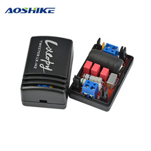 AOSHIKE 2Pcs Auto Frequency Divider Professional Tweeter Spe