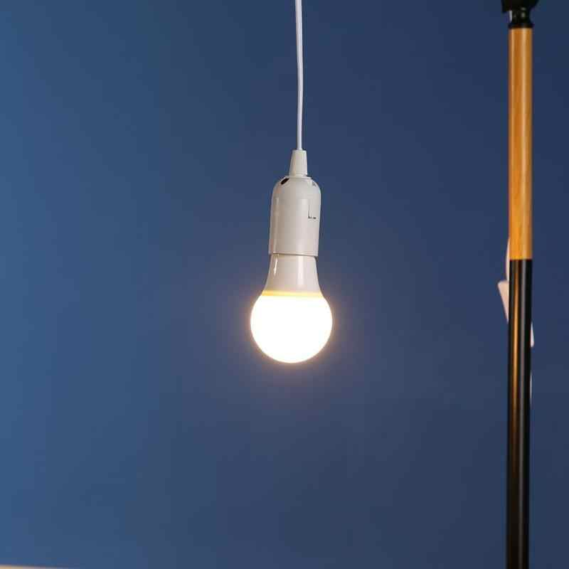 E27 Lamp Bases with Switch Wire for Pendant Bulb Hang Light Socket Holder