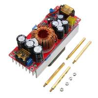 NEW 1500W 30A High Power DC DC Constant Voltage Constant Current Step up Power Module Boost Converter 12V 24V 48V To 48V 60V 72V
