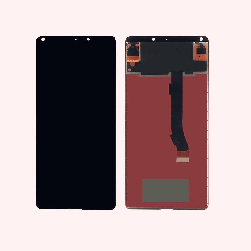 Genuine AAA LCD Display With Digitizer Touch Screen Integration Replacement For Xiaomi Mi Mix 2 Mobile Phone Warranty 100%Genuine AAA LCD Display With Digitizer Touch Screen Integration Replacement For Xiaomi Mi Mix 2 Mobile Phone Warranty 100%