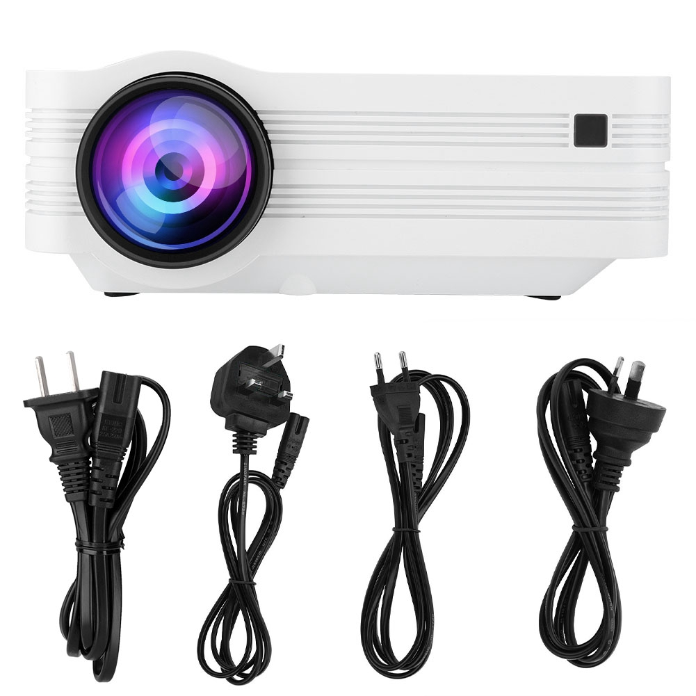 4500 Lumen Full Hd 1920x1080 6.0 Wifi Bluetooth Projector Voor Android Led Tv Video Beamer