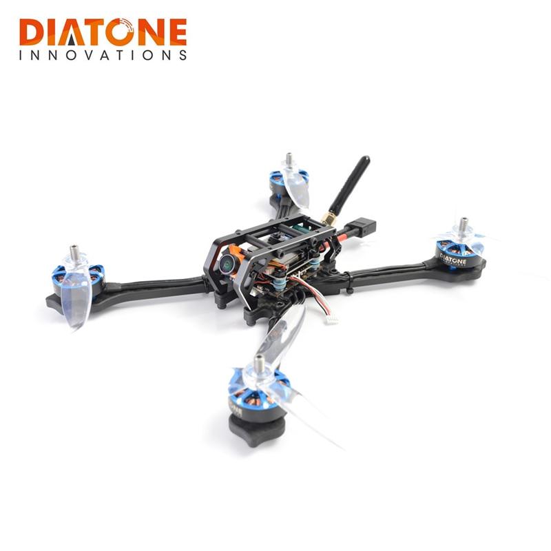Diatone 2018 GT-M530 extensible/Normal X 4 S 230mm F4 OSD FPV Drone de course PNP avec sct 800 mW VTX Runcam Micro Swift RC quadrirotor