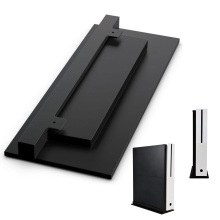 Вертикальная подставка, защита вентиляционных отверстий, игровая консоль, черный держатель безопасности, основание, нескользящая подставка для ног, крепление для док-станции, экономия пространства для Xbox One S