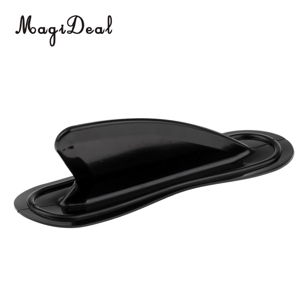 Kayak Skeg Tracking Fin Integral Fin Mounting Points Replacement Canoe Boat