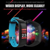 KISSCASE Smart Wristband For iPhone 7 X XS MAX XR Sport wristband For Samsung Galaxy Note 8 9 A30 A50 S7 Edge for Xiaomi mi 9 #3