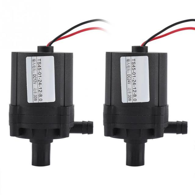 Astonishing 24 12V Water Adjustable Circulation Dc Pump Brushless Motor Dc Pump Wiring 101 Akebretraxxcnl