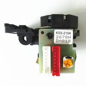 Image 3 - 4 adet/grup Marka Yeni KSS 210A CD Optik Lazer Pickup Değiştirme KSS210A KSS 210A