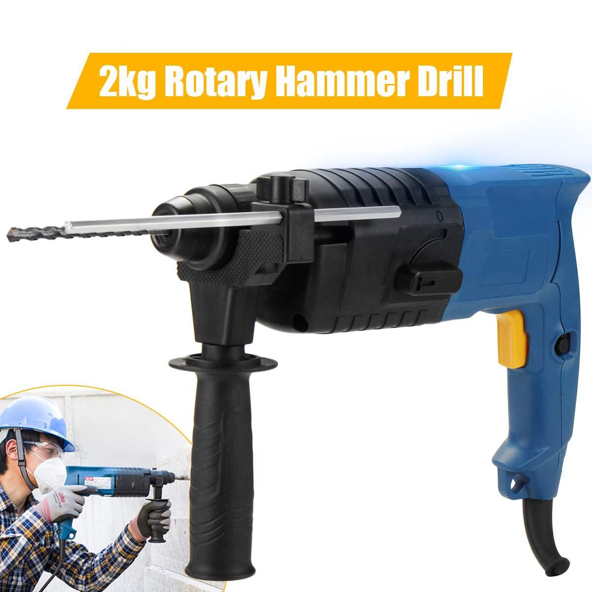 Aliexpress Com Lanneret 710w Electric Drill Hammer Drill Impact