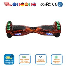 Operation Scooter Hoverboard Skateboard Hover Boards With Bluetooth Electric Board Free Shipping