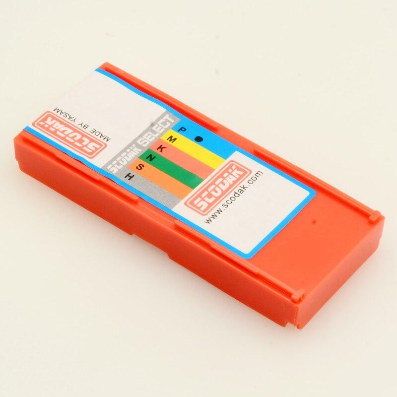 CCMT060204 -HMP GP5020 keményfém betétek arcmaró marókhoz TJU / - Szerszámgépek és tartozékok - Fénykép 2