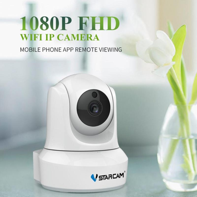 Vstarcam C29 Wireless WiFi IP1080P/720P Camera P/T Two Way Audio IR-CUT Night Vision P2P Webcam Camcorder Video RecorderVstarcam C29 Wireless WiFi IP1080P/720P Camera P/T Two Way Audio IR-CUT Night Vision P2P Webcam Camcorder Video Recorder