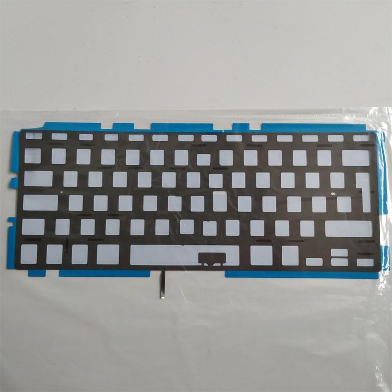Free Shipping 5PCS New Laptop UK Keyboard Backlight For Apple Macbook Pro 13 A1278 MB990 MC374