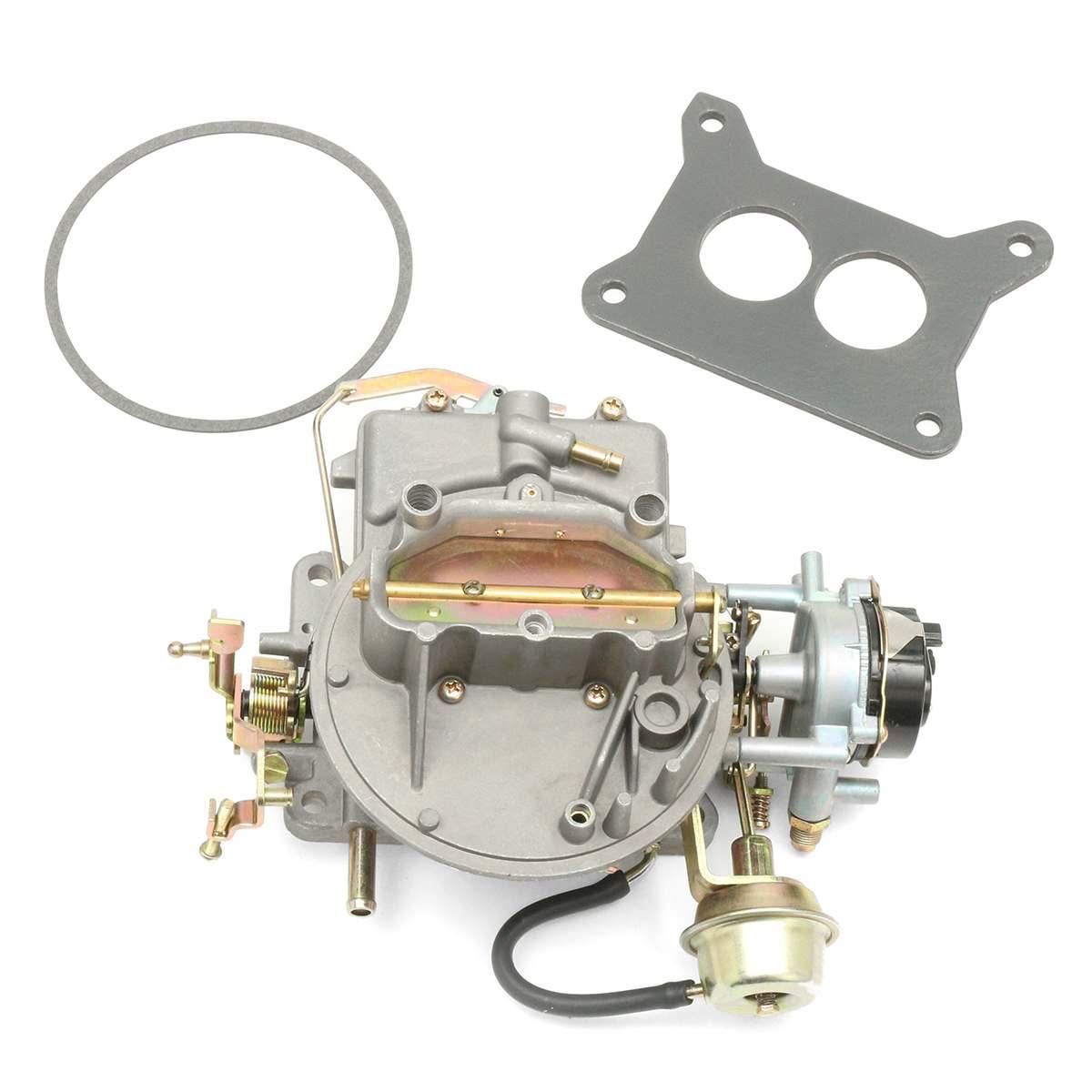 2 baril Carburateur Carb 2100 Pour Ford F100 F250 F350 pour Mustang Moteur 289 302 351 19641984