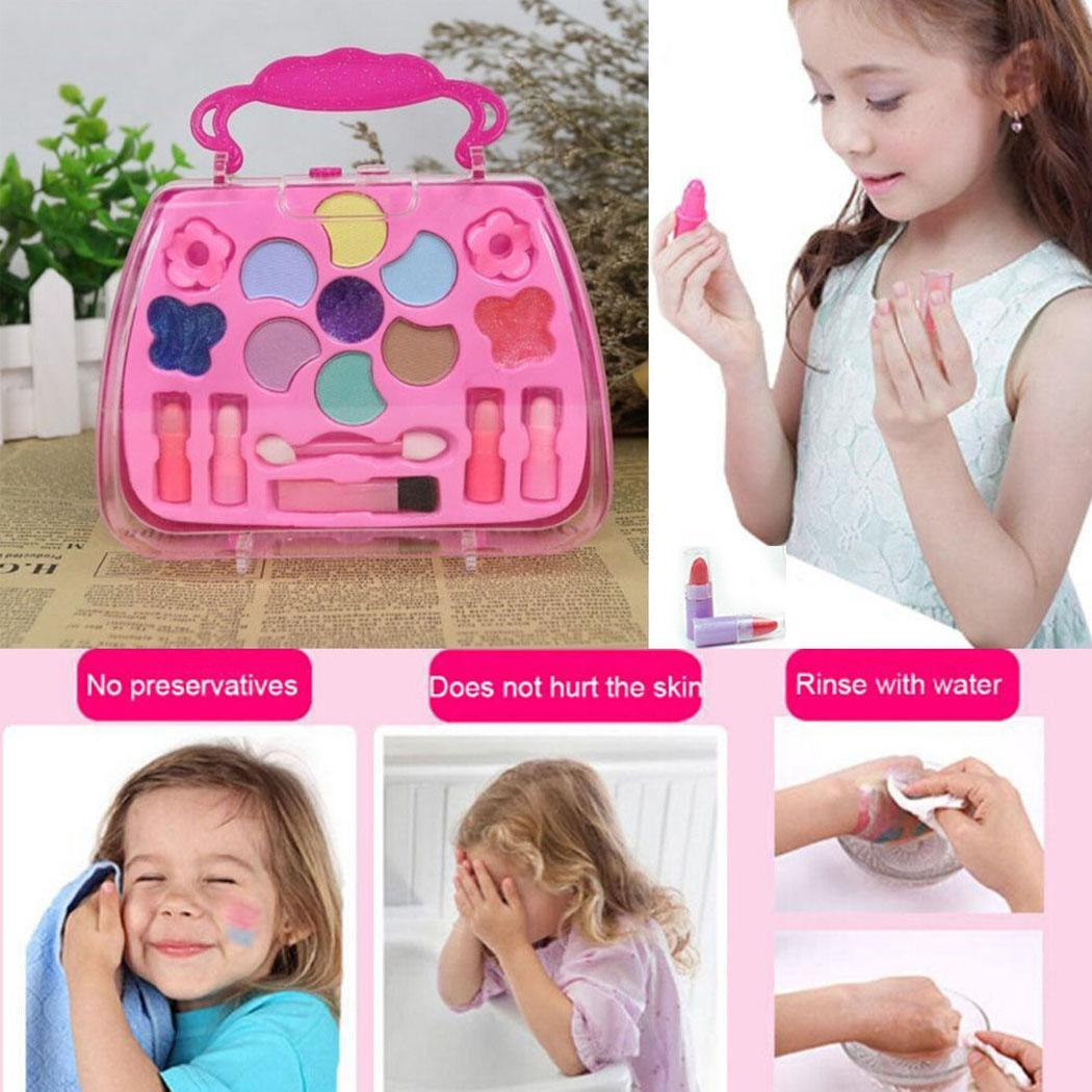 Toys for girls Box Pretend Princess makeup for girls Kids toys kids Make-Up Girls Traveling CosmeticToys for girls Box Pretend Princess makeup for girls Kids toys kids Make-Up Girls Traveling Cosmetic