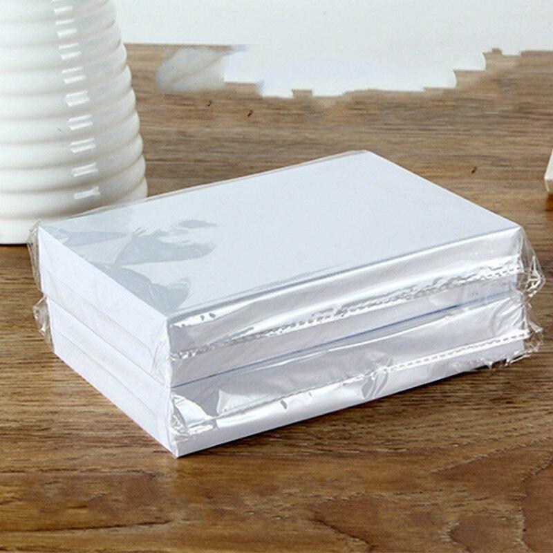 Купить с кэшбэком A5 A4 5/6/7 inch Photo Paper 180g/200g/230g Glossy Printer Photographic High-gloss paper for Inkjet Printer Office100 sheet
