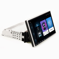 9Android 8.0 HD 1DIN Car GPS Bluetooth MP5 Player Wifi OBD DVR TPMS 4CPU + 4GPU+ 1RAM+16G ROM