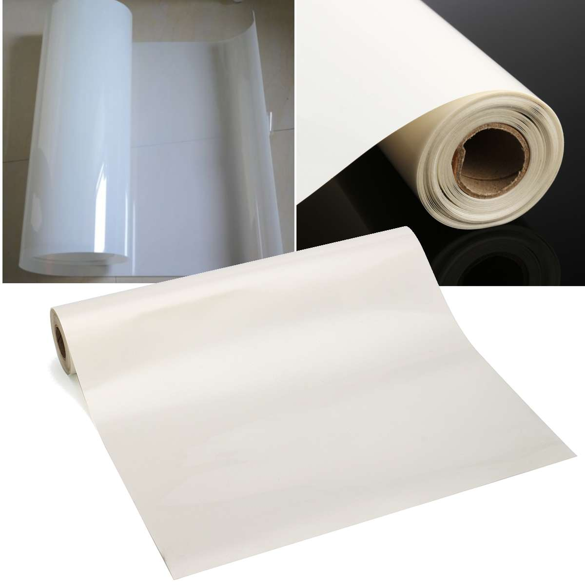1 Roll Airbrush Stencil Mylar Film Sheet Polyester Painting 10 Mil Thick 10''x5 Yards Spray Gun/ Template Polyester Film Sheet