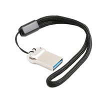 Usb3.0 Flash Drive With Colorful Light Lanyard High Speed Mobile U Disk Memory Stick Storage Pen Drive