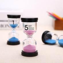30 Minutes Sand Watch Hourglsandglsand Cook Clock Children Gift Sand Timer Home Decoration 1025