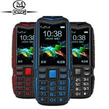KUH T3 Russian keyboard Mobile Phone 3800mAh battery Power B