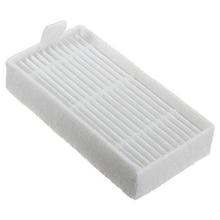 New Hot 15Pcs Dust Hepa Filter For Dibea Panda X500 X600 Ecovacs Cr120 Ilife V5 Pro V1 V3 V3+ X5 V5Pro V50 V55 Robot Cleaner P high quality vacuum cleaner parts pack for panda x500 ecovacs cr120 x600 side brush x 4pcs hepa filter x 2pcs