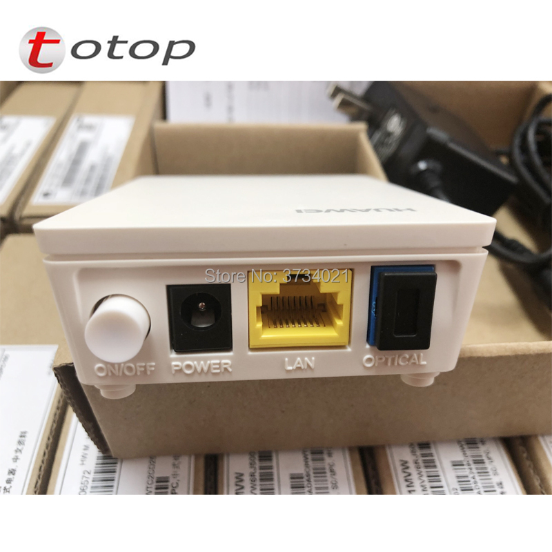 Fiber Optic Equipments Ont Nice Hottest 100% New 5pcs Hua Wei Hg8010h Terminal Wireless Epon Onu With 1 Ge Ethernet Ports Apply To Ftth Mode Class C Communication Equipments