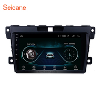 Seicane 2Din Android 8.1 9 inch Car Radio Audio GPS Tochscreen Multimedia Player Wifi Head Unit For MAZDA CX 7 2007 2013 2014