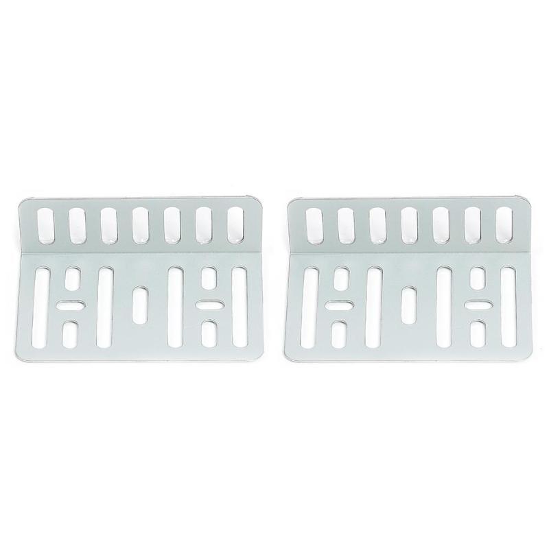Universal Car Bracket For Stereo MP5 Holder Bracket Washer + Screw Set For 2 DIN DVD CD Player