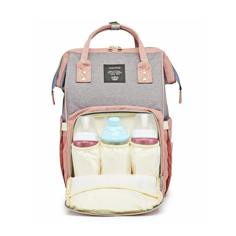 Women Backpack Multifunctional Travel Large Capacity Mom Baby Carry Care Bags Maternity Nappy Nursing Pouch Accessories Supplies