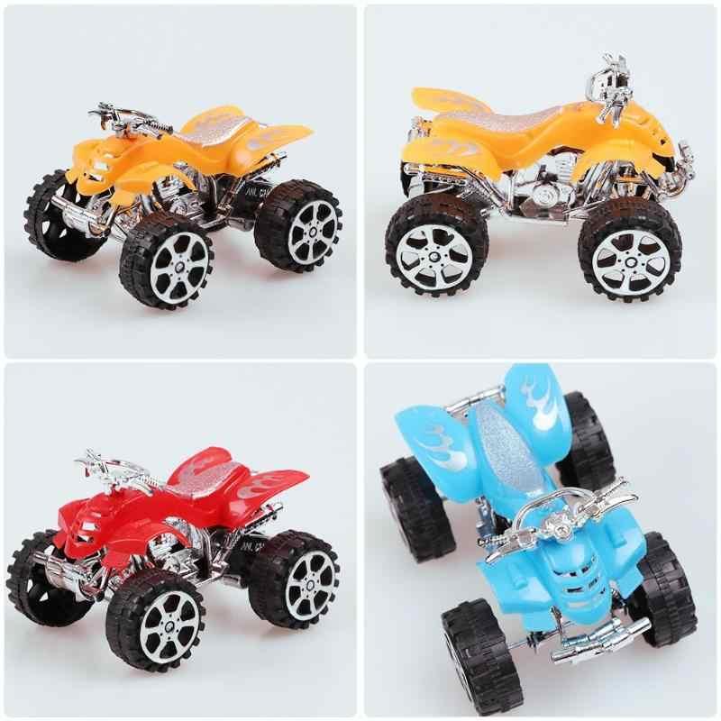 น่าสนใจ Mini Beach รถจักรยานยนต์รุ่น Diecasts รถจำลองรถมอเตอร์รุ่นของเล่นเด็กของขวัญเด็กตลก Gadget