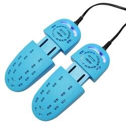 Chowane fioletowe światło osuszacz butów nadaje się do butów dezodorant buty Uv dezynfekcja sekcja rozszerzająca suszarka