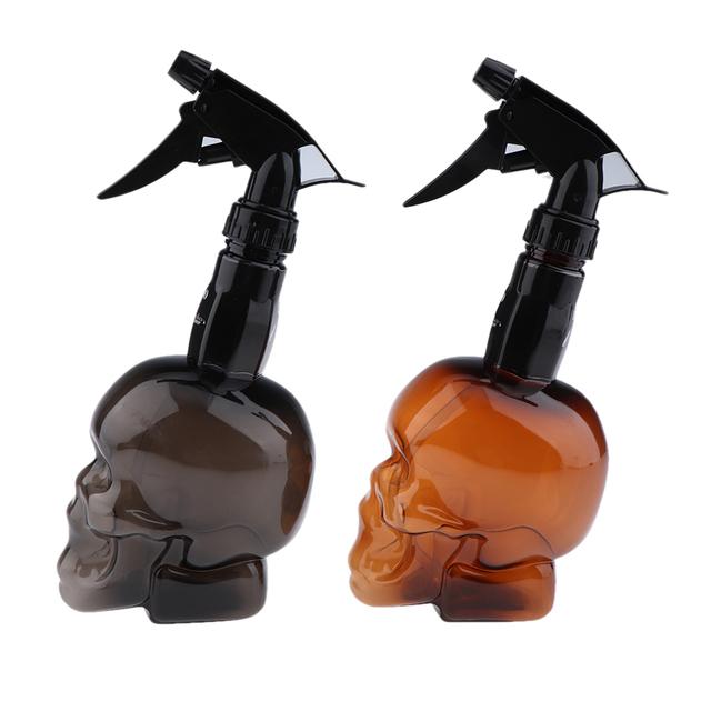 Skull Shaped Water Spray Bottle