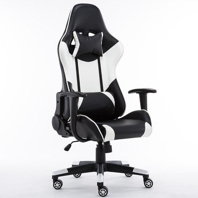 fca8de259 EU Computer gaming Swivel gamer Household Can Lie Game To Work In An Office  Chair stuhl RU