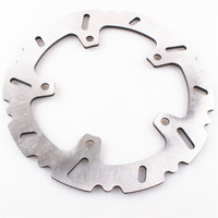 Rear Brake Disc 1PCFor BMW R1200R 2006 2015 R1200GS 2004 2012 R1200RT 2005 2013 Motorcycle F650GS 2008 2012 F800GS 2009 2015