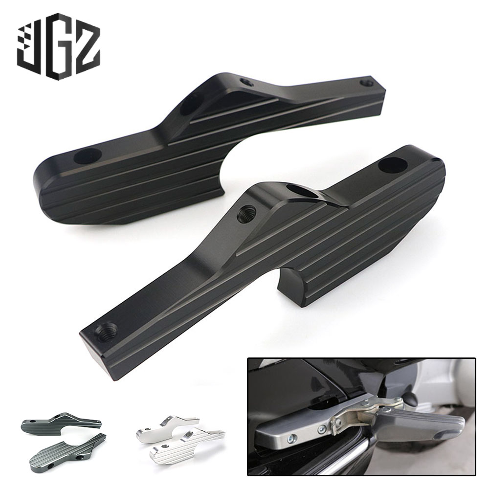Motorcycle CNC Passenger Foot Peg Extensions Bracket Joint Back Shift for Vespa Piaggio GT 125 200 GTS 250 ABS 150 300ie GTV 300Motorcycle CNC Passenger Foot Peg Extensions Bracket Joint Back Shift for Vespa Piaggio GT 125 200 GTS 250 ABS 150 300ie GTV 300