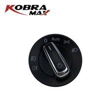 KobraMax Headlight Fog Light Control Switch Replacement 5ND941431B Fits For Volkswagen  Car Accessories